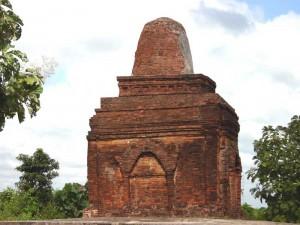 De gamle Pyu-byene er Myanmars første verdensarvsted. Foto: UNESCO