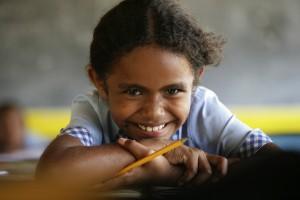 Millioner av barn går ikke på skole.
