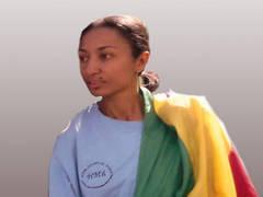 Reeyot Alemu, foto: IWMF